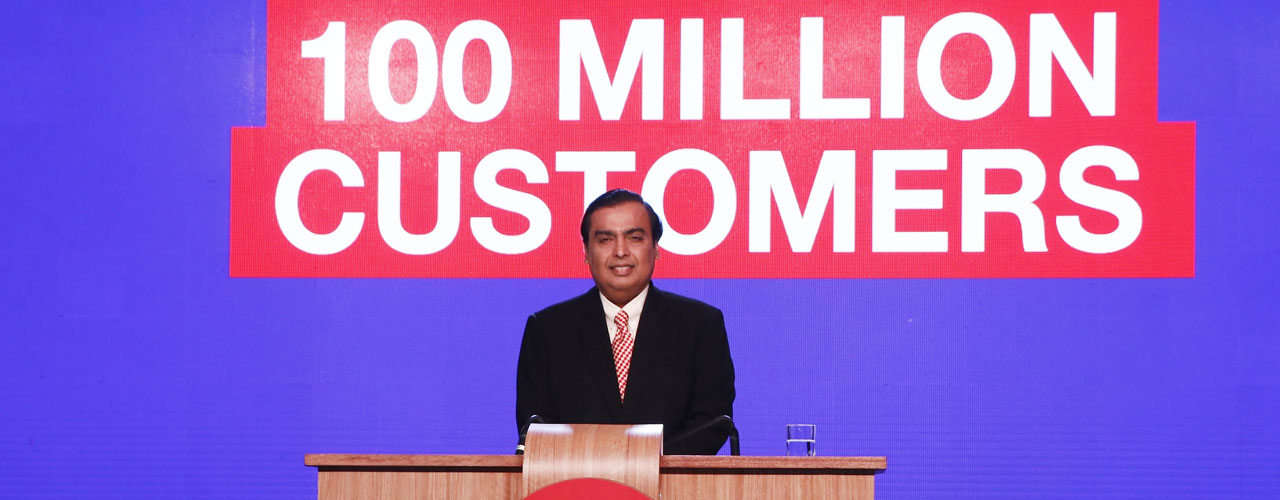 Reliance Jio: Read full text of Mukesh Ambani
