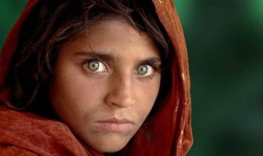 Sharbat Gula National Geographic